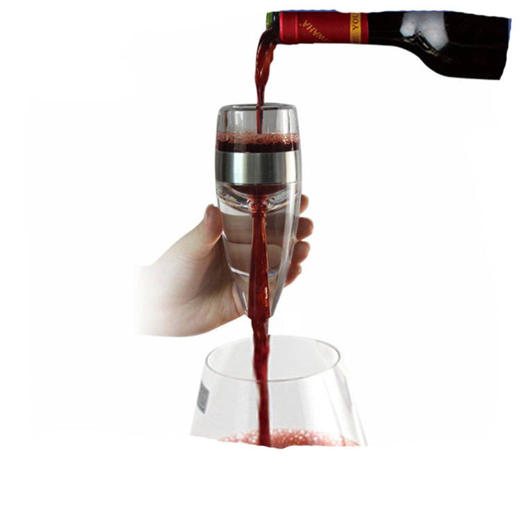adjustable wine aerator Latest Wine Aerator with Patent and FDA CERTIFICATE