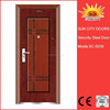 Factory sale low price french steel door SC-S038