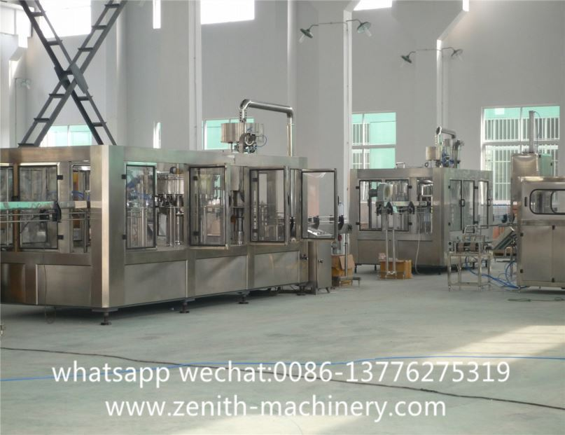 Pure Perfect Soda 19L Bottled Water Bottling Filling Machine / Line For Vietnam Market