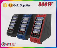 New high-power 4*200W charger / The Top Quad port H800AC/DC 800W rc vertical charger