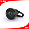 2014 mini design small size wireless Bluetooth earphone for mobile phone wireless invisible bluetooth earphone