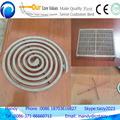 High working efficiency Complete set equipment of making mosquito repellent incense anti mosquito repellent making machine