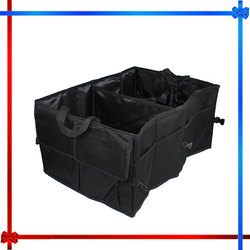 Collapsible Car Boot Organiser with Cooler