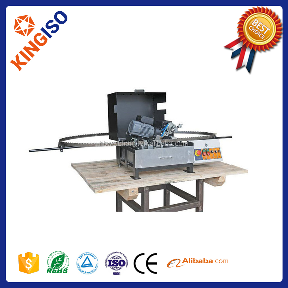 MF115 Popular Full-automatic band saw blade sharpening machine