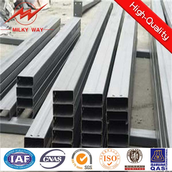 Q235B c channel purlins specification