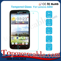 Factory Price With Hi Quality 9H 0.26mm Hardness Tempered Glass Screen Protector For Lenovo A850