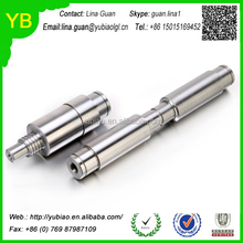 Custom CNC processing spline shaft,output shaft stainless drive shaft