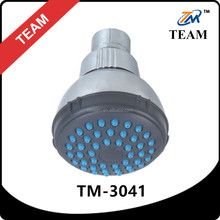 TM-3040 ABS plastic material cheap shower head ceiling mounted rain shower head