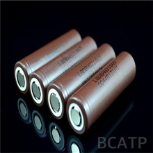 High Capacity 3.6V LG 18650 HG2 3000MAH 18650 20A discharge lithium lgdbhg21865 li ion battery