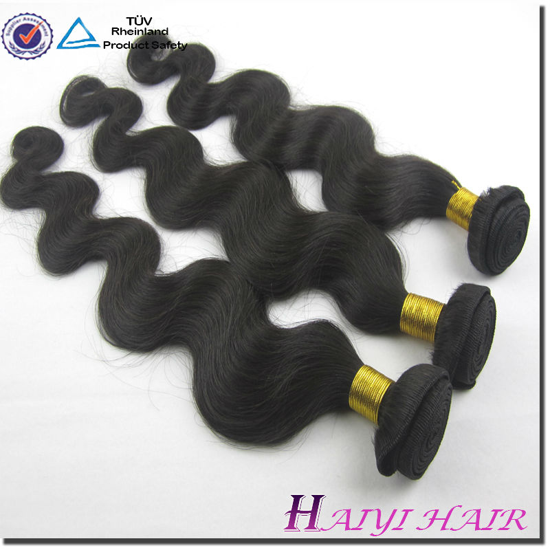Direct Human Hair Factory 28 Inch Virgin Remy Brazilian Body Wave Weft