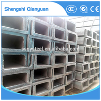 Low price universal channel steel for construction