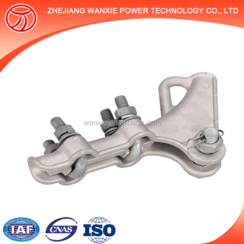 Electrical Power Fitting Aluminum Stain Clamp
