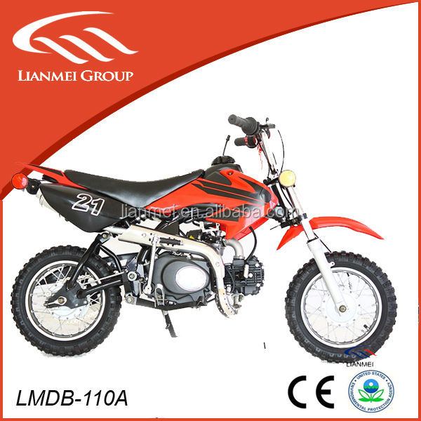 mini gas dirt bikes for sale 110cc four stroke bike children dirt bike