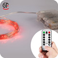 Popular Wholesale Festival Items Promotional Waterproof Remote Control High Quality Mini LED String Lights