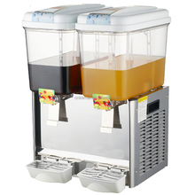 home cool and hot pick and mix dispenser, post mix dispenser, buffet juice dispenser