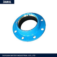 natural gas decorative cast iron flange pipe flange