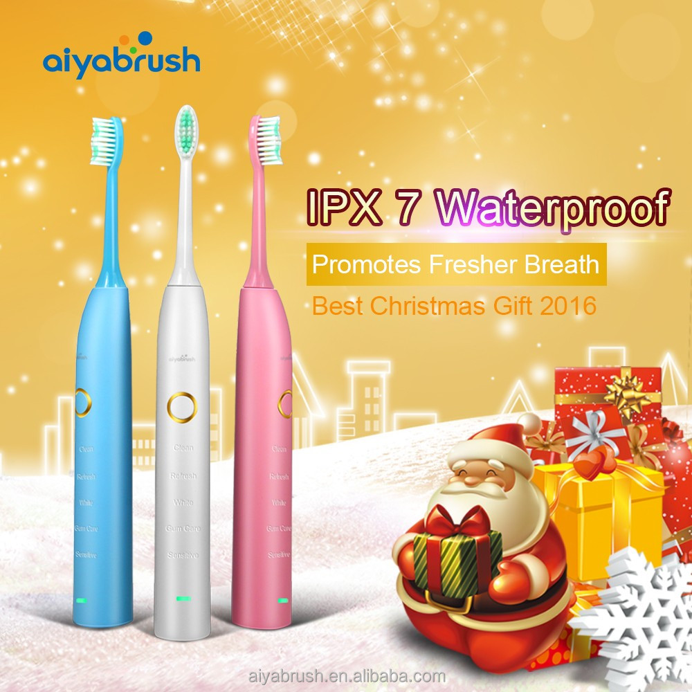 Professional Dental Care Electric Toothbrush As Best Gift For Christmas