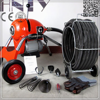 HOT drain cleaner / sewer drain pipe cleaning machine,drain pipe cleaner