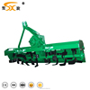 CE approved SGTN-200D wide blades mini stubble rotary tiller cultivator rotavator