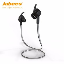 Jabees Hot Reflective Cable Neckband Waterproof Sport Bluetooth Headset Earphones Wireless