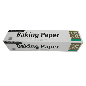 45cm*75m silicone coated multi-use baking paper roll