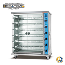 manufacturing industrial chicken grill for hotel