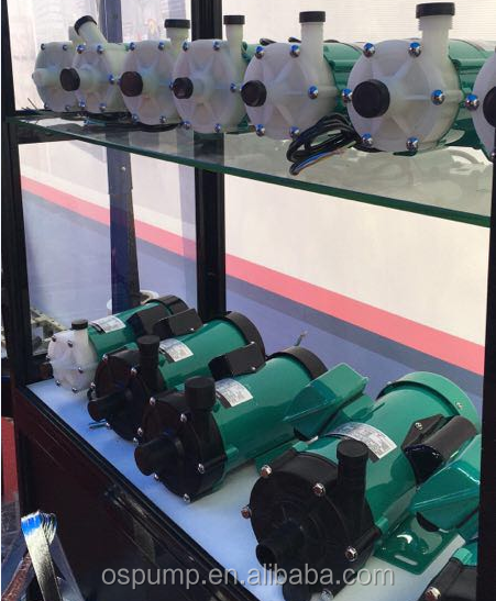 PP,PTFE or PDVF corrosion resistance magnetic driven pump for Battery liquid, water, drink, salt water, juice, acid and alkali