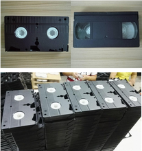 Good qualtiy best price E-240 /160 blank VHS video cassettes tape wholesale