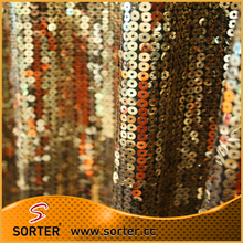 High Quality Fancy Sequin Room Darkening Curtains