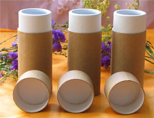 Custom cosmetic paper tube for lip balm ,round cardboard tube,paper packaging tube wholesale LR2010