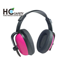 A615-2 ANSI light weight and adjustable headband baby ear hearing protection cheap baby earmuffs