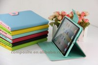 New Folio Fold PU Leather Protector Stand Cover Case for iPad Mini + Free Shippp