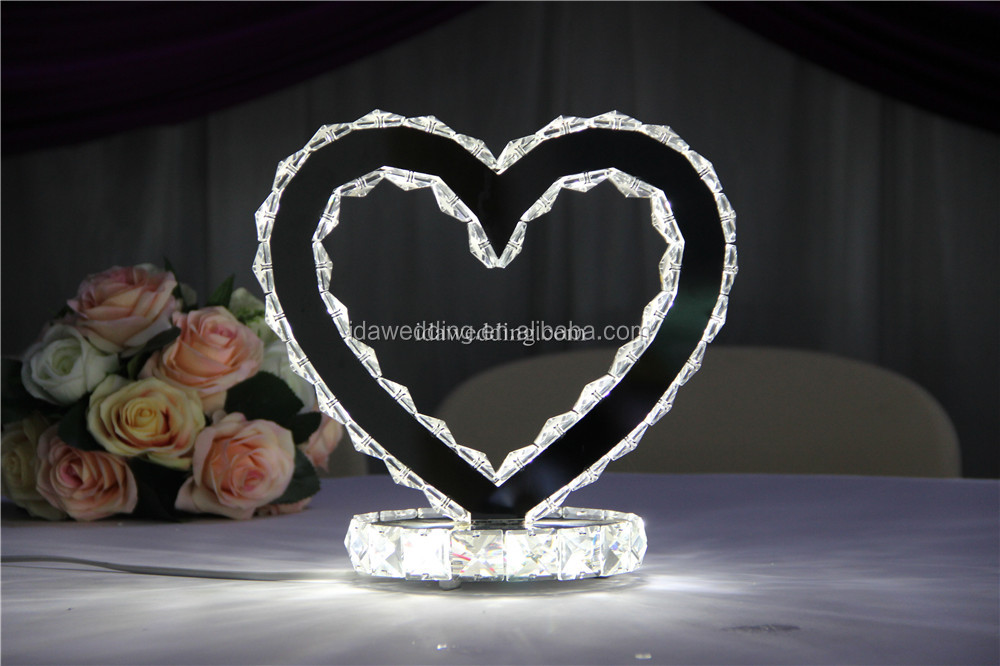 acrylic centerpieces kryptonite/heart shape acrylic wedding centerpiece/crystal chandelier wedding cake stand wholesale