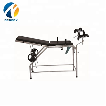 AC-OT020 manual Surgical Operating Room Table Gynecological examination bed