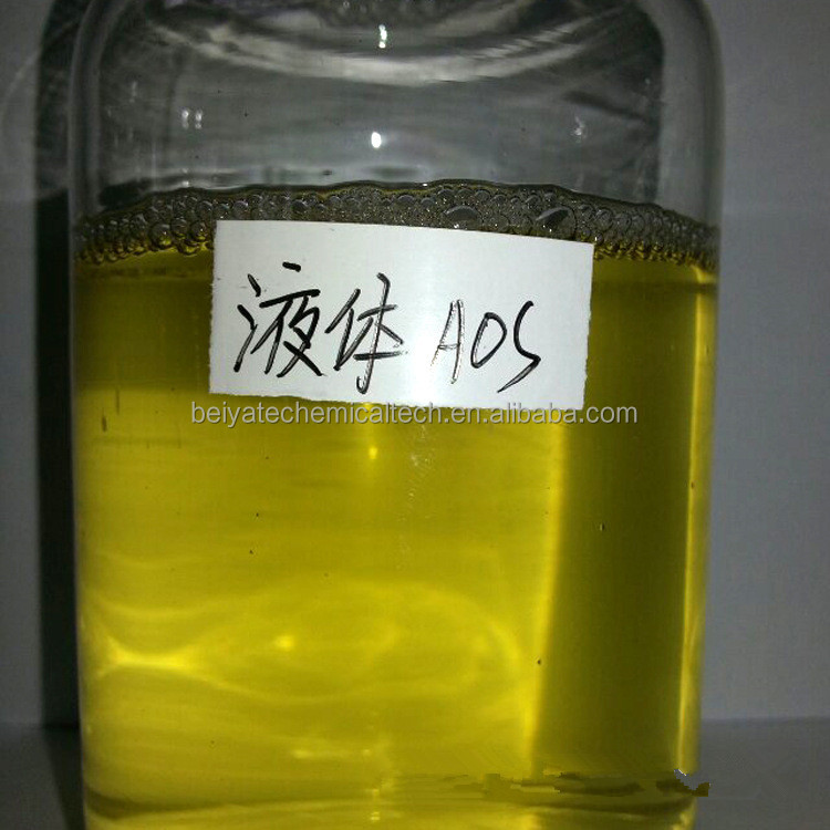 Sodium linear alpha olefin sulfonate