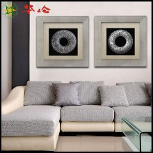 The best selling wall shadow box art designer living room decoration