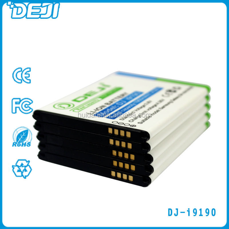 2600mah high capacity battery for samsung galaxy s4 mini battery