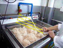 pig ribs Sterilization cleaning machine/sheep bone washing machine
