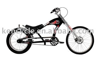 20-24 inch steel frame downhill fork hot selling chopper bike(SY-CP2024)
