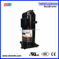 Scroll copeland compressor models condensing units for evaporative cooling system