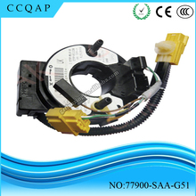 OEM 77900-SAA-G51 Airbag Spiral cable sub-assy clock spring for Japanese Cars Honda