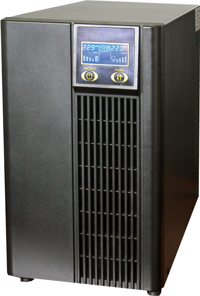 3KVA High Frequency Online UPS External Battery