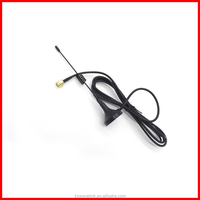 Free Sample High Quality SMA Magnetic Mount Antenna RF Wireless Sucker Small Car Antenna