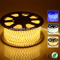 Outdoor 120V 110V 5050 smd ip67 220v epistar high power led strip holiday light intermittent circuits for leds