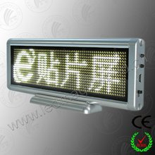 2015 Innovative hot selling USB mini desktop led scrolling display