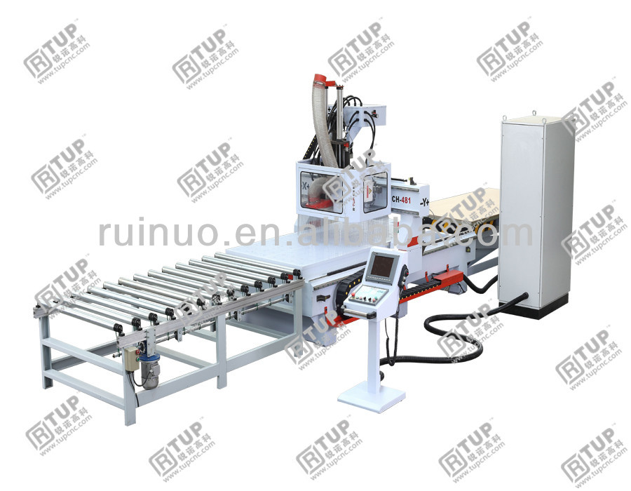 New product CH-481 cnc router machine for wooden moulding and carving