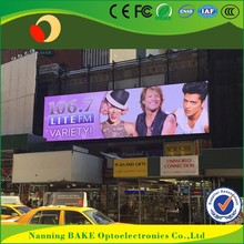 P6 P7 outdoor smd billboard advertising led display double sided led tv screen