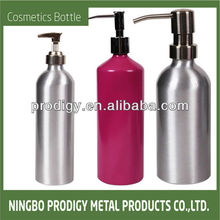 ALUMINUM BOTTLE container