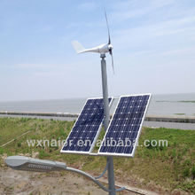 600w high efficiency wind electricity generators for wind solar hybrid system