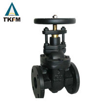 "Sale forged steel rising stem gear operated flange 5"" inch gate valve 300lb"
